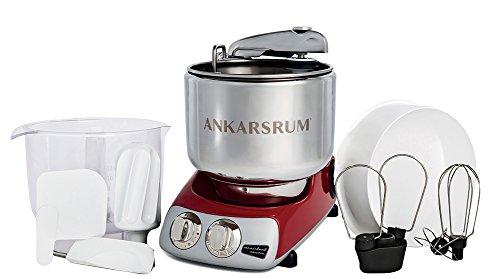 ANKARSRUM 930900085 AKM 6220 R/Küchenmaschine/rot