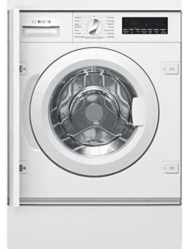Bosch WIW28440 Serie 8 Einbau-Waschmaschine Frontlader / A+++ / 137 kWh/Jahr / 1355 UpM / 8 kg /...