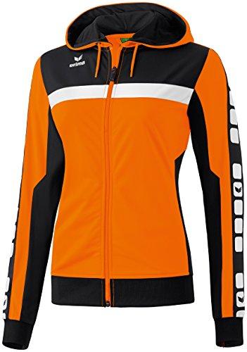 CLASSIC 5-C Trainingsjacke mit Kapuze