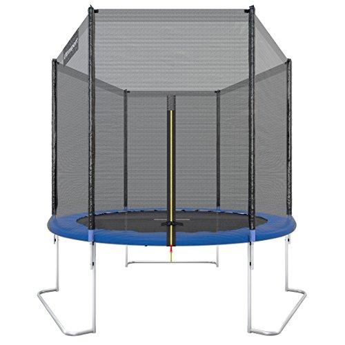 Ultrasport Gartentrampolin, Outdoor Trampolin, Kindertrampolin, 183-430cm, Sprungfedern oder...
