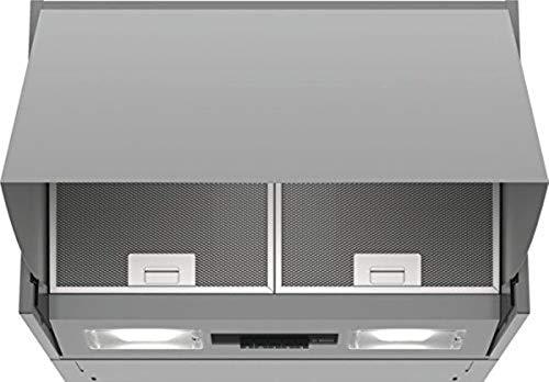 Bosch DEM63AC00 Serie 2 Zwischenbauhaube / D / 60 cm / Silber / wahlweise Umluft- oder Abluftbetrieb...