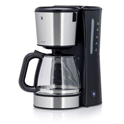 WMF Bueno Pro Kaffeemaschine mit Glaskanne, Filterkaffee, 10 Tassen, Start-/Stopptaste, Tropfstopp,...