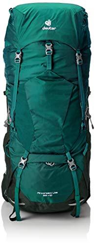 deuter Aircontact Lite 65 + 10 Trekking Backpack, alpinegreen-Forest, 0