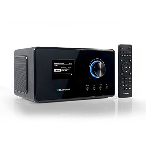 Blaupunkt IRD 300 Wlan Internet Radio, DAB+, Bluetooth, UKW-Empfang, Küchen- oder Büroradio,...