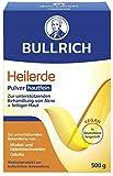 Bullrich Heilerde Pulver hautfein | Hilfe bei Akne, fettiger und unreiner Haut, Cellulite, Muskel-...