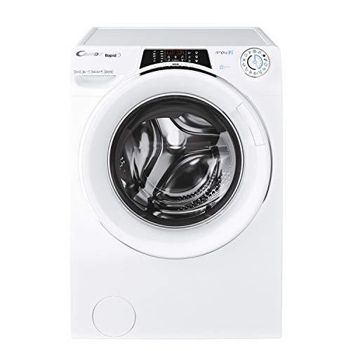 Candy RO16106DWHC7/1-S Waschmaschine Frontlader 10 kg, WiFi & Bluetooth, Inverter-Motor, Bedienfeld,...