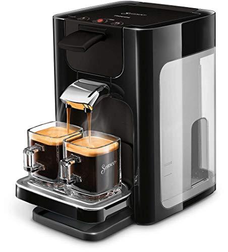 Philips HD7865/60 Senseo Quadrante Kaffeepadmaschine, Edelstahl, mit Kaffee Boost Technologie,...