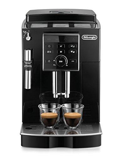 De'Longhi ECAM 25.120.B Kaffeevollautomat mit Profi-Milchaufschäumdüse für Cappuccino, mit...