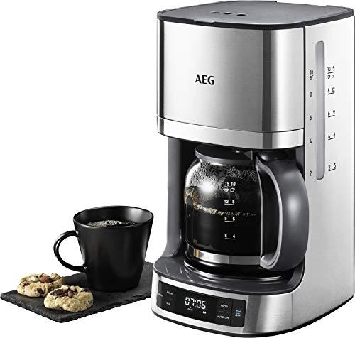 AEG KF 7700 Kaffeemaschine / programmierbarer Timer / LCD-Display / Aroma-Funktion / einfaches...