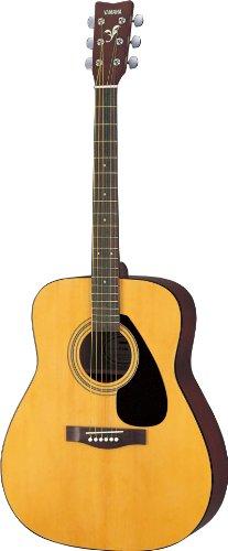 Yamaha F310P Akustik Westerngitarre natur (inkl. Gigbag, Gurt, Stimmpfeife, Saiten, 3 Plecs,...