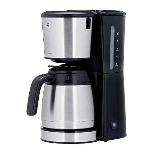WMF Bueno Pro Kaffeemaschine, mit Thermoskanne, Filterkaffee, 10 Tassen, Start-/stopp,taste,...