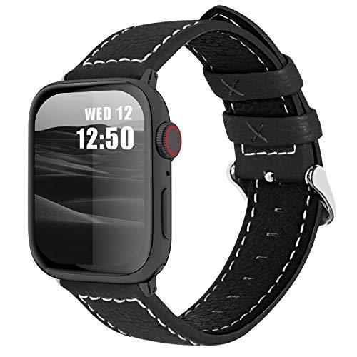Fullmosa kompatibel mit Apple Watch (Series7,SE, Series 6/5/Series 4 mit 44mm),Ersatzarmband Grobe...
