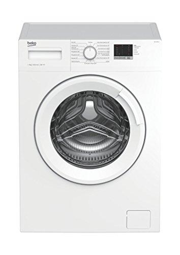 Beko WML 61023 N Waschmaschine Frontlader/6kg/A+++/1000 UpM/Mengenautomatik/elektronische...