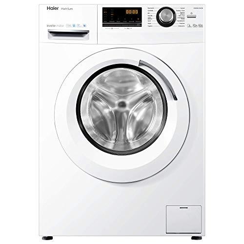 Haier HWD80-B14636 Waschtrockner / A / 1080 kWh/Jahr /1400 UpM / 8 kg Waschen / 5kg Trocken /...