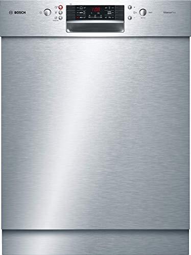 Bosch SMU46LS00E Serie 4 Unterbau-Geschirrspüler / A++ / 60 cm / Edelstahl / 262 kWh/Jahr / 13 MGD...