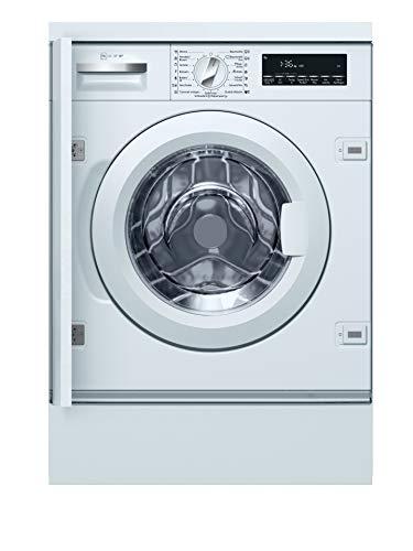 NEFF W6440X0 Einbau-Waschmaschine Frontlader / A+++ / 137 kWh/Jahr / 1400 UpM / 8 kg / weiß /...