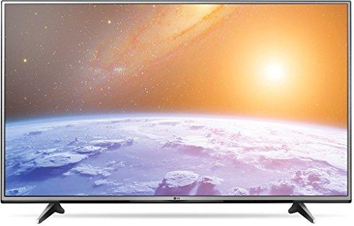 LG 55UH615V 139 cm (55 Zoll) Fernseher (Ultra HD, Triple Tuner, Smart TV) schwarz