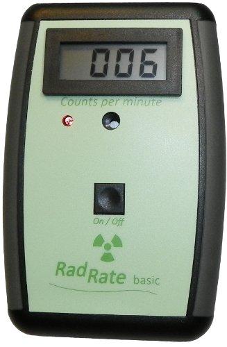 Geigerzähler Strahlenmessgerät RadRate basic