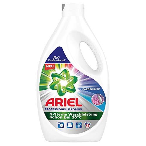 Ariel Professionelle Formel Waschmittel, 55 Waschladungen