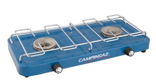 Campingaz Base Camp kompakter Outdoor Campingkocher, Gaskocher 2 flammig, Tischkocher 3.200 Watt,...