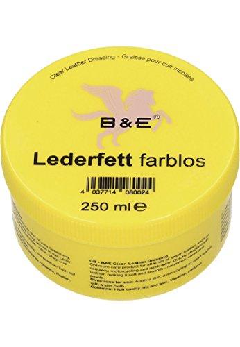 Bense & Eicke B & E Lederfett - 500 ml - farblos