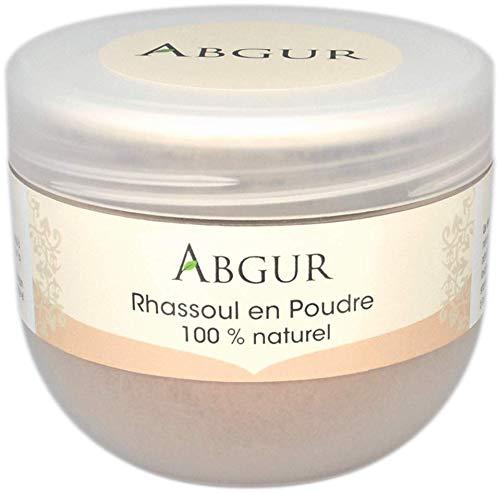100% Natürliche und Reine Tonerde Heilerde Rhassoul Pulver aus Marokko Für Gesicht Haare und...