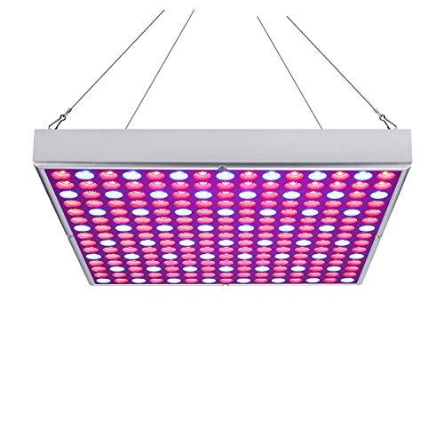 fsders VINGO 15W LED Pflanzenleuchte Pflanzenlampe Pflanzenlicht Zimmerpflanzen Wachstumslampe Grow...