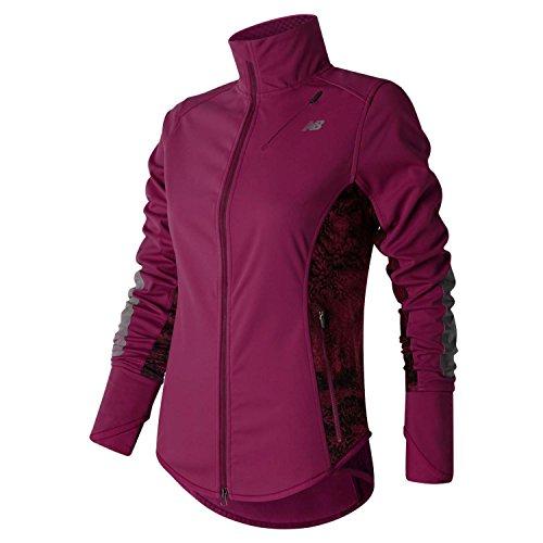 New Balance Windblocker Jacket Women HW16 Gr. L