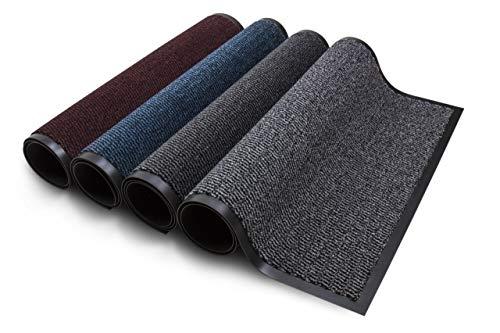Carpet Diem Rio Schmutzfangmatte - 5 Größen - 10 Farben Fußmatte mit äußerst starker Schmutz...