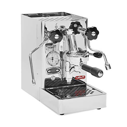 Lelit Mara PL62T Professionelle Kaffeemaschine mit E61-Gruppe für Espresso-Bezug,...