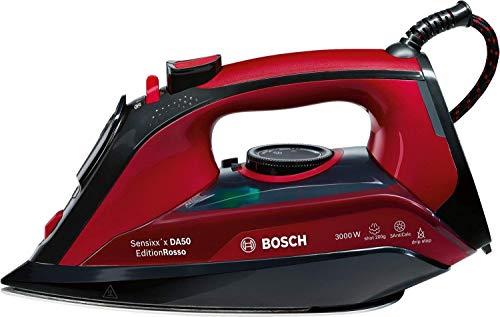 Bosch Dampfbügeleisen TDA503001P,sparsame eco Dampfstufe, 200g Dampfstoß, 3fach-Entkalkung, 3.000...