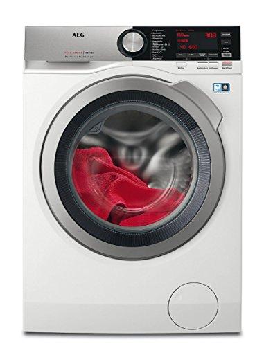 AEG L7WE86605 Waschtrockner / DualSense - schonende Pflege / 10 kg Waschen / 6 kg Trocknen /...