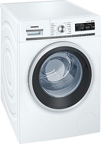 Siemens iQ700 WM16W540 Waschmaschine / 8,00 kg / A+++ / 137 kWh / 1.600 U/min / Schnellwaschprogramm...