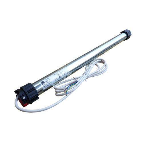 Simu Rolladenmotor Funkmotor T5 Hz02 10/17 10Nm SW60 25KG für Rollladen Jalousie und Rolltor