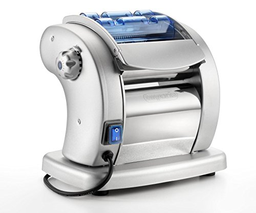 G S D Haushaltsgeräte Pastapresto 700 Nudelmaschine, Metall, Chrom