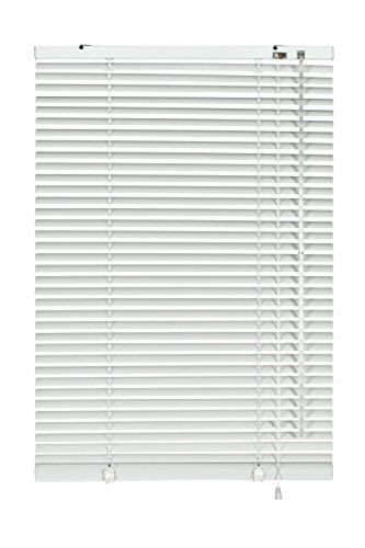 GARDINIA Alu-Jalousie, Sicht-, Licht- und Blendschutz, Wand- und Deckenmontage, Alle Montage-Teile...