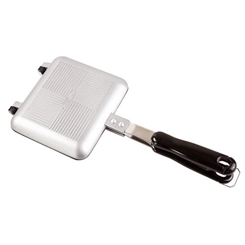 Impeccable Culinary Objects (ICO) ICO021 Outdoor-Camping-Sandwich Toaster, kein Strom benötigt,...
