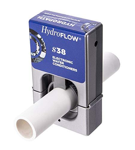 Wasseraufbereiter ohne Salz und Chemikalien, Hydroflow S38, schützt vor Kalkablagerungen –...