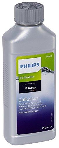 Philips CA6700/22 Universal Flüssig-Entkalker, für Philips, Saeco und andere Kaffeevollautomaten...