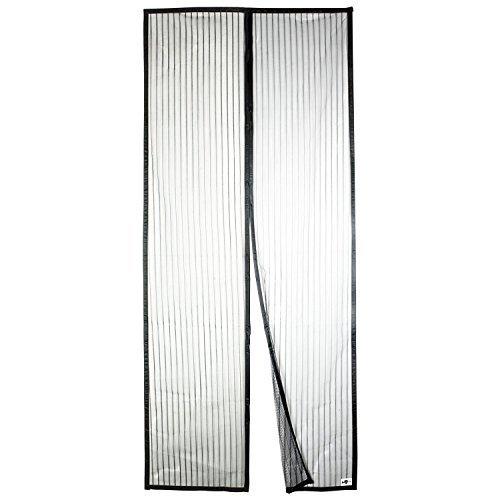 Apalus Magnet Fliegengitter Tür Insektenschutz 90x210 cm, Der Magnetvorhang Ist Ideal Für Die...
