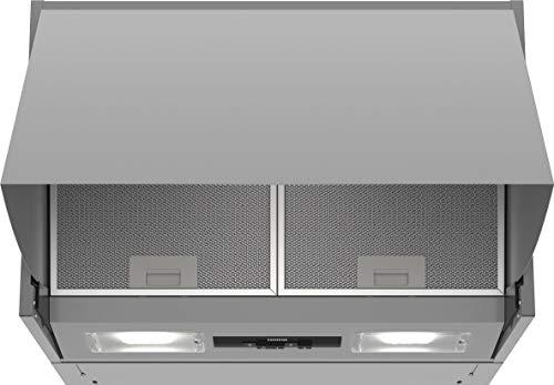 Siemens LE66MAC00 iQ100 Dunstabzugshaube / Zwischenbauhaube / Metall-Fettfilter /...