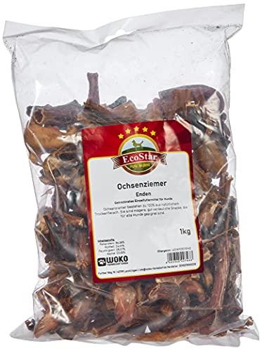 EcoStar Snack Ochsenziemerenden, 1er Pack (1 x 1 kg)