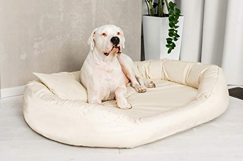 tierlando Sammy Hundebett Robustes Polyester 600D 85 100 140 170 220cm M L XXL XXXL Größe: S5 /...