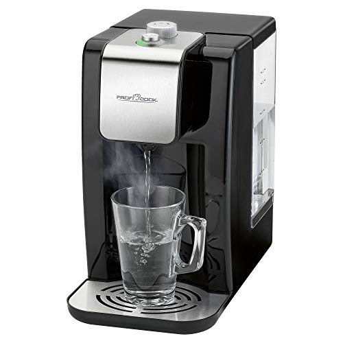 ProfiCook PC-HWS 1168 Highspeed-Wasserspender, 100°C in ca. 3 Sekunden, variable...