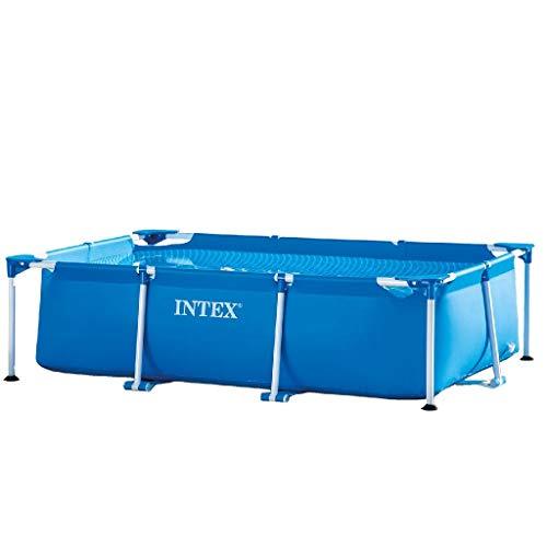 Intex 28271NP Kleiner Rahmen - Piscina zerlegbar, 260 x 160 x 65 cm, 2.282 Liter