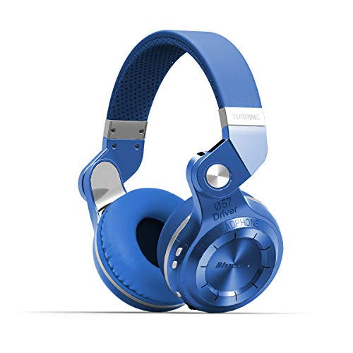 Bluedio T2S Over-Ear-Stereokopfhörer, (Turbine 2, integrierter Equalizer, Bluetooth 4.1, drahtlos,...