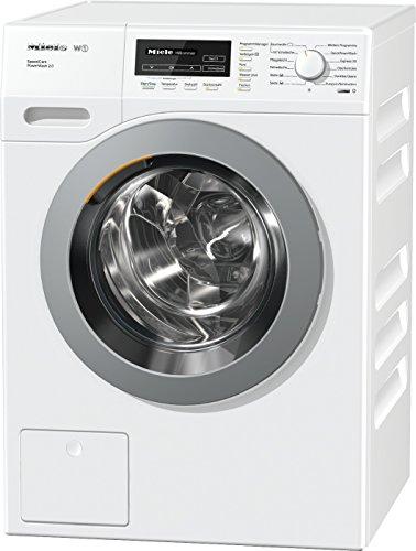 Miele WKF 311 WPS SpeedCare mit 8 kg Schontrommel/Weiß/QuickPowerWash für perfekt saubere Wäsche...