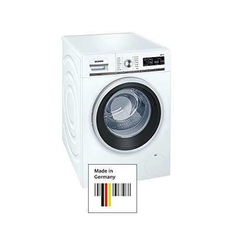 Siemens iQ700 WM16W541 Waschmaschine / 8,00 kg / A+++ / 196 kWh / 1.600 U/min / Schnellwaschprogramm...