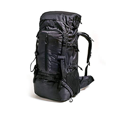 Steinwood Trekkingrucksack 70L – Wanderrucksack, Outdoor-Rucksack, Backpacker-Rucksack,...