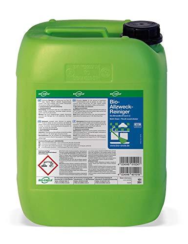 bio-chem Bio Allzweckreiniger Küchenreiniger 5000 ml Kanister inklusive Zubehör Multi Clean...